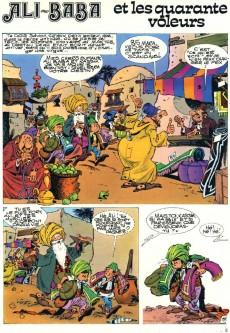 Extrait de Grands classiques (De La Fuente) - Ali-Baba et les quarante voleurs