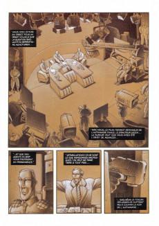 Extrait de Ran Corvo -1- Le maître de l'impossible