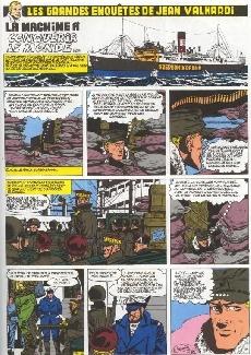 Extrait de Valhardi (Série récente) -65a- La machine à conquérir le Monde
