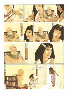 Extrait de Sur les terres d'Horus -1- Khaemouaset ou la loi de Maât