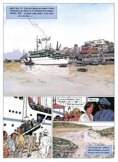 Extrait de Stéphane Clément -2b- À l'est de Karakulak