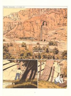 Extrait de Stéphane Clément -4- Les routes de Bharata
