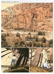 Extrait de Stéphane Clément -4b- Les routes de Bharata+La malédiction de Surya