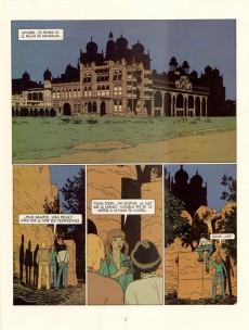 Extrait de Stéphane Clément -5- La malédiction de Surya