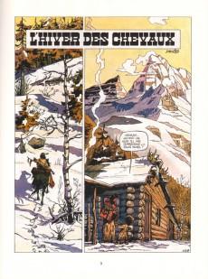 Extrait de Buddy Longway -7a83- L'hiver des chevaux