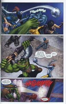 Extrait de Astonishing X-Men (kiosque) -35- Des questions difficiles