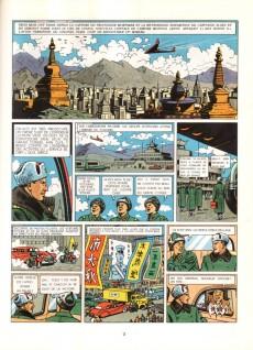 Extrait de Blake et Mortimer (Historique) -2d77'- Le Secret de l'Espadon 2