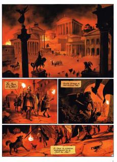 Extrait de Le scorpion -1ES2007- La Marque du Diable