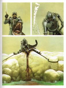 Extrait de Le mercenaire -4- Le sacrifice