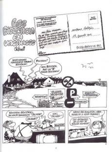 Extrait de Les bidochon -2a1984- Les Bidochon en vacances