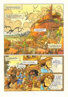 Extrait de Lanfeust de Troy -2- Thanos l'incongru