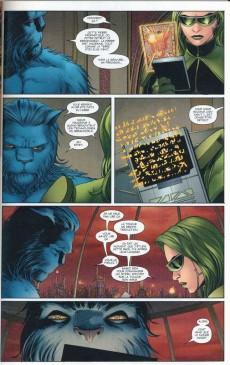Extrait de Astonishing X-Men (kiosque) -36- Le serment de protection