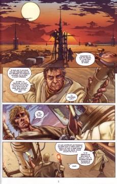 Extrait de Star Wars - Rébellion -4- Mon frère, mon ennemi