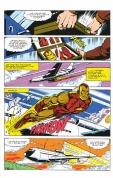 Extrait de Best of Marvel -14- Iron Man : Le Diable en bouteille