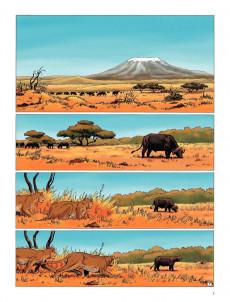 Extrait de Kenya -5- Illusions