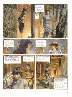 Extrait de Le moine fou -8- Le voyage de petit Li