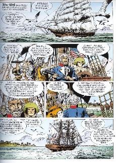 Extrait de Les survivants de l'Atlantique -7- Louisiane... l'enfer au paradis