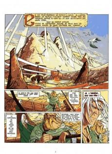 Extrait de La saga des fils de Thulé -1- Le drakkar des bannis