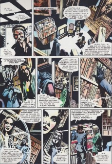 Extrait de V pour Vendetta -1- Visages