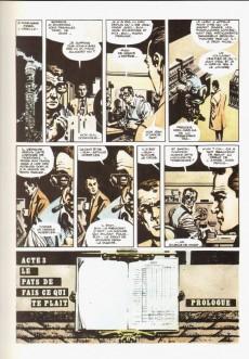 Extrait de V pour Vendetta -5- Voyages