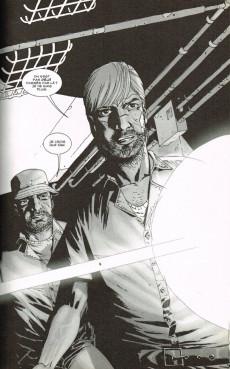 Extrait de Walking Dead -5- Monstrueux