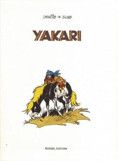Extrait de Yakari - Tome 1'