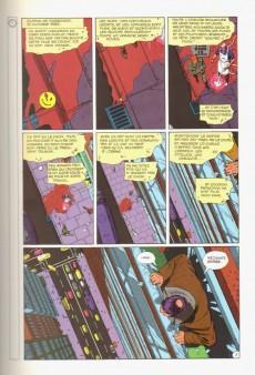Extrait de Watchmen (Les Gardiens) -1- Le comédien