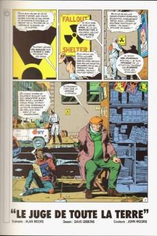 Extrait de Watchmen (Les Gardiens) -2- Dr Manhattan