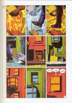 Extrait de Watchmen (Les Gardiens) -3- Rorschach