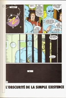 Extrait de Watchmen (Les Gardiens) -5- Laurie