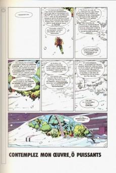 Extrait de Watchmen (Les Gardiens) -6- Ozymandias