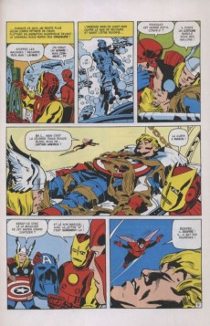 Extrait de Marvel (Les incontournables) -6'- Tome 6