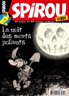 Extrait de (Recueil) Spirou (Album du journal) -299- Spirou album du journal