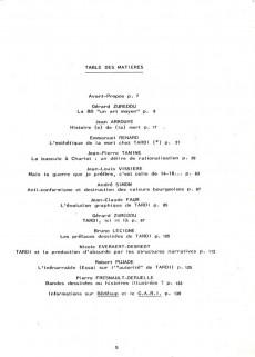 Extrait de (AUT) Tardi -2- À la rencontre de ... Jacques Tardi
