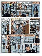 Extrait de Blake et Mortimer (Les Aventures de) -6- La marque jaune