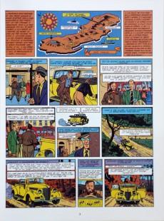 Extrait de Blake et Mortimer -7a90- L'Enigme de l'Atlantide