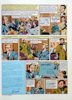 Extrait de Blake et Mortimer -9- Le Piège diabolique