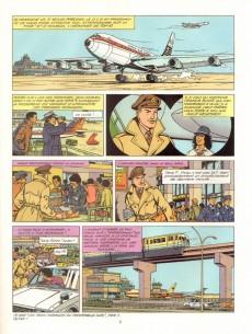 Extrait de Blake et Mortimer (Les Aventures de) -12- Les 3 Formules du Professeur Satô - Tome 2