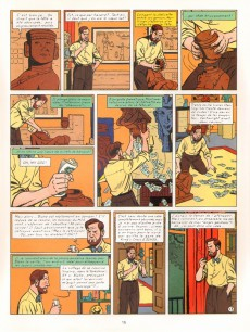 Extrait de Blake et Mortimer (Les Aventures de) -13- L'affaire Francis Blake