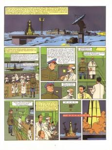 Extrait de Blake et Mortimer -14- La Machination Voronov