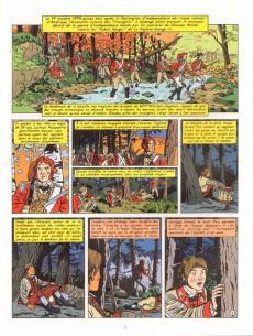 Extrait de Blake et Mortimer -15- L'Étrange Rendez-vous