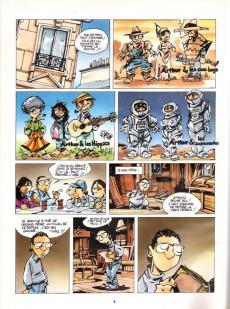 Extrait de Arthur et les pirates - Tome 1