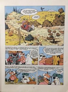Extrait de Cubitus -4- La Corrida des Hippopotames Casqués