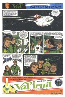 Extrait de Val - Capitaine de l'espace