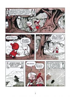 Extrait de Bouldaldar et Colégram -8- Arsène Lapin (Libre Junior 6)