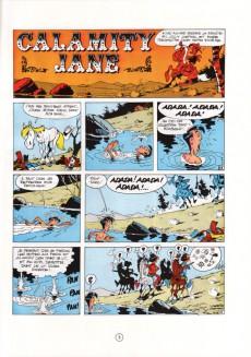 Extrait de Lucky Luke -30b91- Calamity Jane