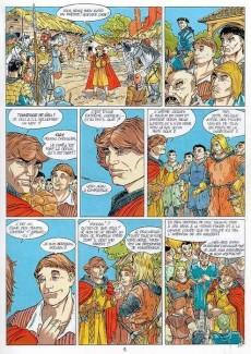 Extrait de L'empereur du dernier jour -1- Le prince vautour