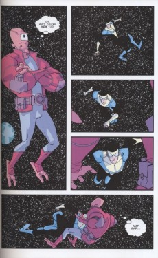 Extrait de Invincible: The Ultimate Collection (2003) -INT01 a- Volume 1