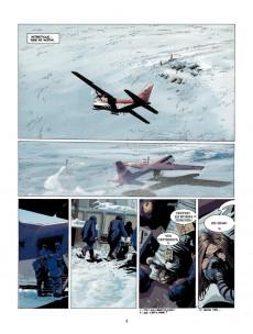 Extrait de Climax -2- Vostok