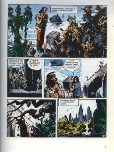 Extrait de Hombre - La genèse -103- Le chasseur